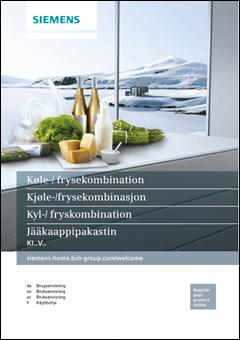 File: Køle-/fryseskab